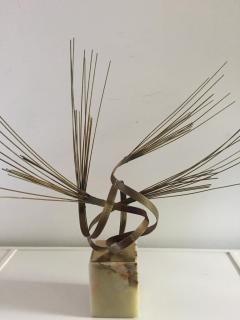 Curtis Jer Curtis Jere Kenetic Cyclone Spirited Sculpture - 1681276