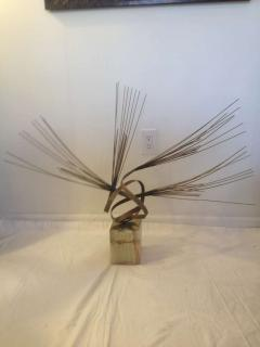 Curtis Jer Curtis Jere Kenetic Cyclone Spirited Sculpture - 1681279