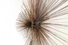Curtis Jer Curtis Jere for Artisan House Sunburst Sculpture Signed CJ 1979 - 1095579