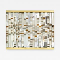Curtis Jer Sculptural Wall Panel by Curtis Jere - 1094841