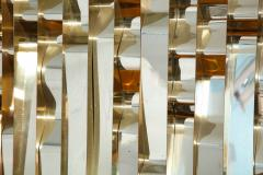 Curtis Jer Sculptural Wall Panel by Curtis Jere - 997464