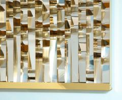 Curtis Jer Sculptural Wall Panel by Curtis Jere - 997467