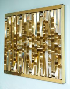 Curtis Jer Sculptural Wall Panel by Curtis Jere - 997468