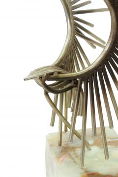 Curtis Jere Stylized Metal Bird Sculpture by Curtis Jere - 201248