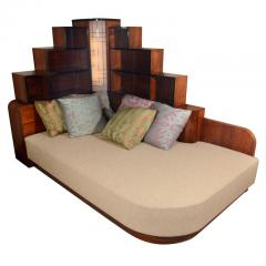 Custom Art Deco Day Bed Designed After George Gershwins Apartment Day Bed - 1615266