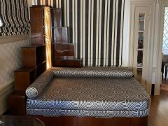 Custom Art Deco Day Bed Designed After George Gershwins Apartment Day Bed - 1615268