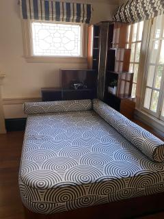 Custom Art Deco Day Bed Designed After George Gershwins Apartment Day Bed - 1615271