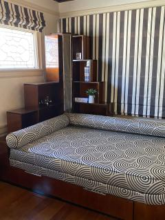 Custom Art Deco Day Bed Designed After George Gershwins Apartment Day Bed - 1615273
