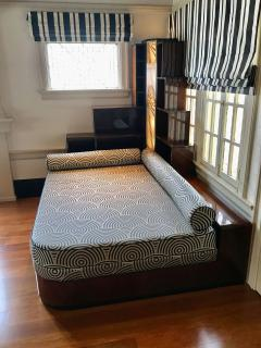 Custom Art Deco Day Bed Designed After George Gershwins Apartment Day Bed - 1615276