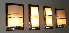 Custom Art Deco Sconces Modernist Design - 1352409