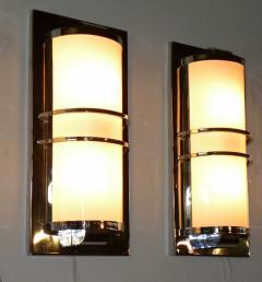 Custom Art Deco Sconces Modernist Design - 1352411