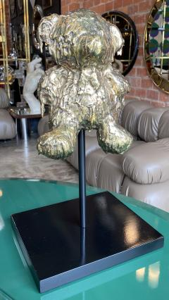 Custom Bronze Sculpture Teddy Bear Per Sempre by Mattia Biagi 2015 - 1633309