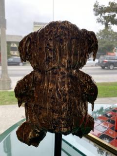 Custom Bronze Sculpture Teddy Bear Per Sempre by Mattia Biagi 2015 - 1633315
