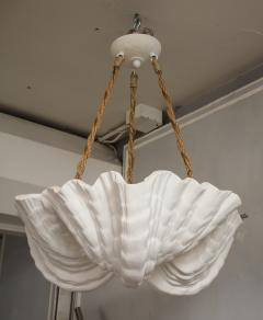 Custom Coquillage Plaster Fixture - 1847961