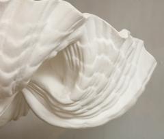 Custom Coquillage Plaster Fixture - 1847962