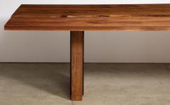 Custom Live Edge Dining Table - 1879616