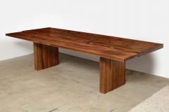 Custom Live Edge Dining Table - 1879617