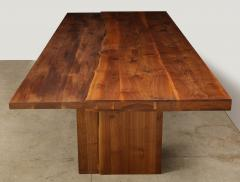 Custom Live Edge Dining Table - 1879618