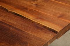 Custom Live Edge Dining Table - 1879622