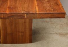 Custom Live Edge Dining Table - 1879623