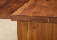 Custom Live Edge Dining Table - 1879625