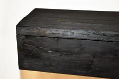 Custom Made Cedar Wood Altar Table - 1854081