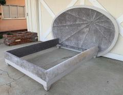 Custom Queen Size Bed designed by Alex P White made by Fitzgerald of SF - 1833321