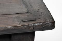 Custom Table Made from Reclaimed Wood - 1651186