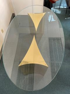 Custom made brass table made by Norwalk - 2117606