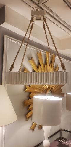 Custom plaster fixture in the Art Deco Manner - 1632047