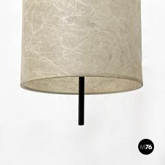 Cylindrical cocoon chandelier 1960s - 2135167
