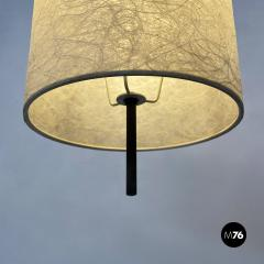 Cylindrical cocoon chandelier 1960s - 2135180