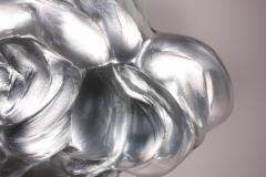 Cyrille Morin Contemporary Glass Cloud Sculpture Nuage VII - 1669325