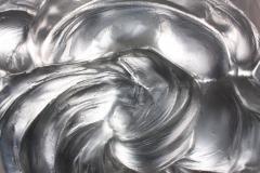 Cyrille Morin Contemporary Glass Cloud Sculpture Nuage VII - 1669329