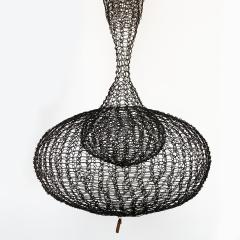 D Lisa Creager DLisa Creager Woven Wire Hanging Sculpture - 1074794
