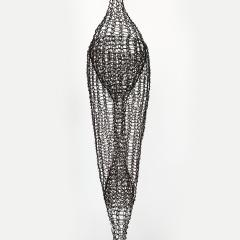 D Lisa Creager DLisa Creager Woven Wire Hanging Sculpture - 1074795