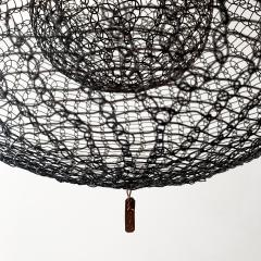 D Lisa Creager DLisa Creager Woven Wire Hanging Sculpture - 1074797