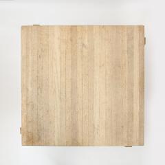 DANISH OAK SQUARE COFFEE TABLE - 1236380