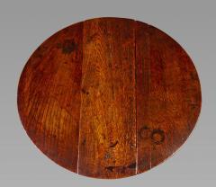DIMINUTIVE 17TH CENTURY OAK GATELEG SIDE TABLE - 771565
