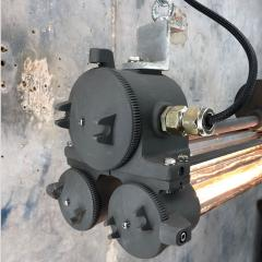 Daeyang Electric Company Ltd 1970s Vintage Industrial Black Flameproof Edison Twin Striplight by Daeyang - 1164674