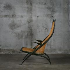 Dan Johnson Pair of Dan Johnson Gazelle Lounge Chairs - 193599