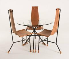 Dan Wenger Dan Wenger Dining Set of Three Chairs and Table - 519336
