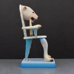 Daniel Meyer Sculptural Chair Unique - 1644567