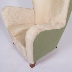 Danish 1940s easy chair - 1303308