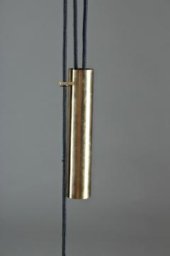 Danish Brass Pendant in Brass with Counter Weight - 849028