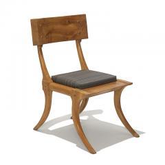 Danish Klismos Chair in Solid Pine - 2134834