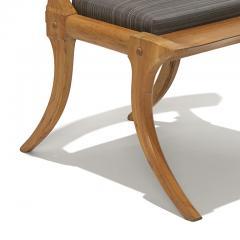 Danish Klismos Chair in Solid Pine - 2134836