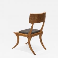Danish Klismos Chair in Solid Pine - 2138880