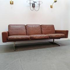 Danish Leather Sofa 1960 - 643982
