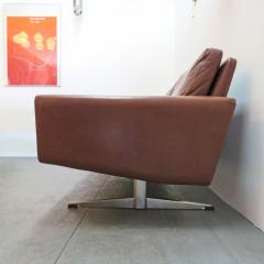 Danish Leather Sofa 1960 - 643984